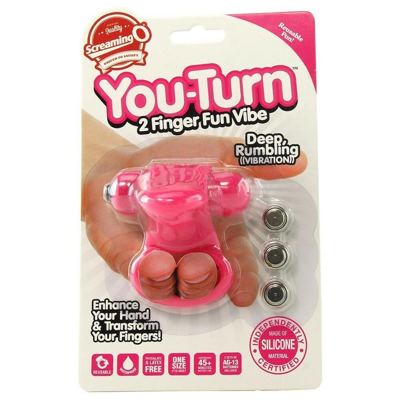 You Turn Vibrating Cock Ring