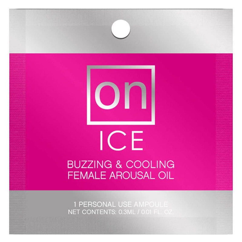 On™ Ice Ampoule Packet