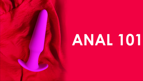 Interested in learning more about anal play? Get your booty in here!