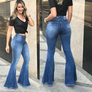 womens blue jeans snake pants