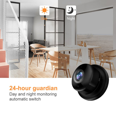 Mini HD 1080P Wireless WIFI IP Camera Home Security Surveillance Wifi Camera Baby Monitor