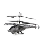 RC Helicopter 3.5 Channel infrared GHZ Crash Fighter Electric Toy Drone
