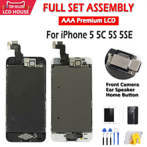 Display for iPhone 5 5C 5S 5SE LCD Touch Screen