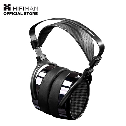 Over Ear Full-Size Planar Magnetic Adjustable Headphone with Comfortable Earpads
