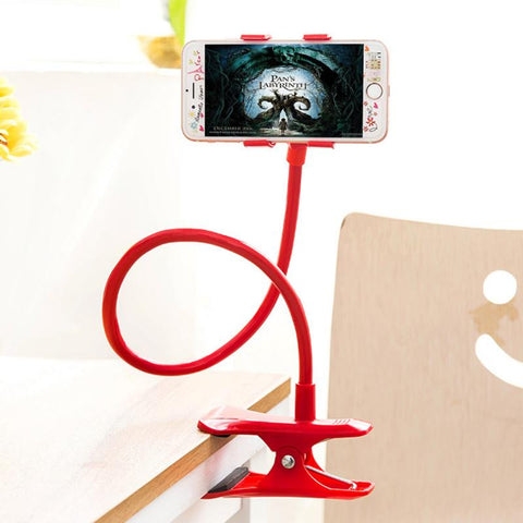 Clip Mobile Cell Phone Holder Lazy Bed