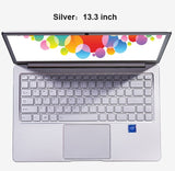 Metal Body 13.3/14 inch With Backlit Keyboard Gaming Laptop 8G RAM 1TB 512G 256G 128G M.2 SSD