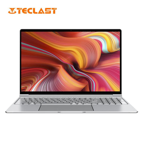 Teclast F15 Laptop 15.6 Inch Intel N4100 Quad Core Windows 10 OS 1920x1080 FHD DDR4 8GB RAM 256GB SSD