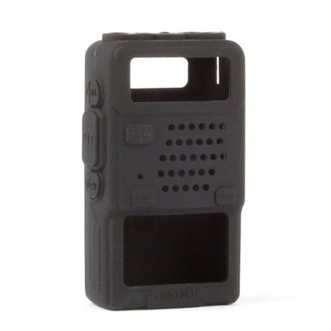 Rubber Soft Handheld Case Holster for Radio BAOFENG BF UV-5R UV-5RA UV-5RB UV-5REPlus TF-UV985 TYT TH-F8