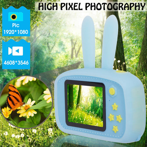 Children's Full HD 1080P Portable Digital Video Camera