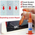 Glue Optical Clear Adhesive Cell Phone Repair Tool for Touch Screen Repair