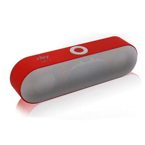 Bluetooth Speaker Portable with 3W*2 Stereo 3D Subwoofer Sound System