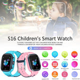 Smart Watch with GSM Touch Screen GPRS LBS Tracker SOS SIMS Card