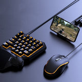 Keyboard Mouse Mobile Phone Game Adapter for Android & iOS