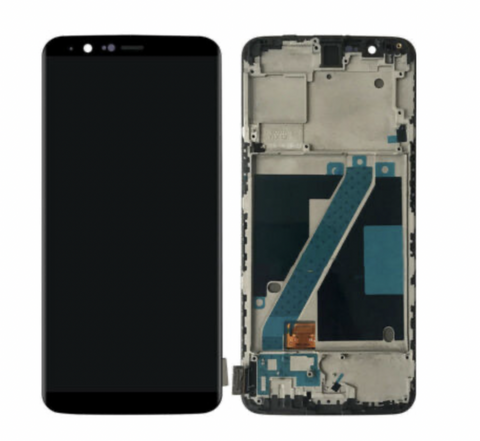 Tested for Oneplus 5T A5010 LCD Display Touch Screen Assembly With Frame