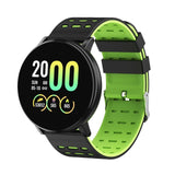 119Plus Smart Watch Heart Rate Smart Bracelet High-definition