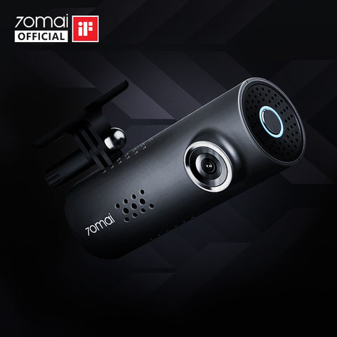 Car DVR  APP & English Voice Control Night Vision