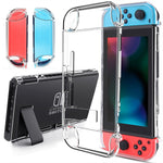 Nintendo Switch Crystal Shell Case Dockable