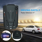 2020 Car Electronics 16 Band V7 GPS Speed Police Safe Detector