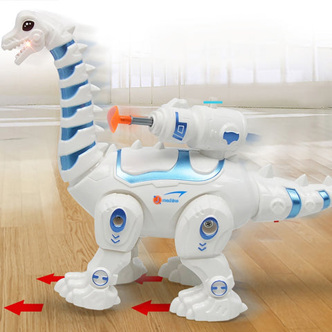 Robot Dinosaur Toys Intelligent Remote Control Walking Toy