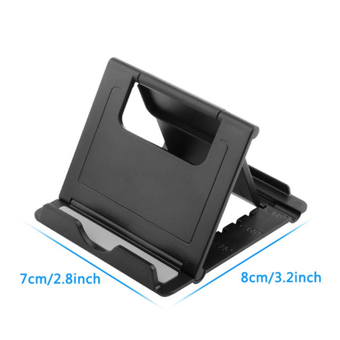 Mini Universal Cell Phone Tablet Desk Stand Foldable Smartphone Bracket Support