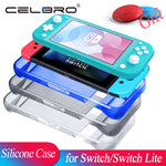 Soft Silicone Case for Nintend Switch Lite Case