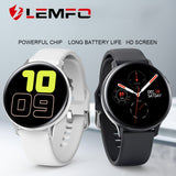 Smart Watch Men Full Touch 1.4 Inch Screen IP68 Water Proof Msg Reminder Music