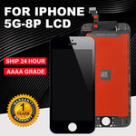 LCD with 3D Digitizer MOUNT with Touch Screen for iPhone 6P 6SP 7P 8 PLUS Display