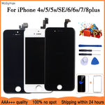 For iPhone 6 7 8 6S Plus Touch Screen Replacement For iPhone 5 5C 5S SE