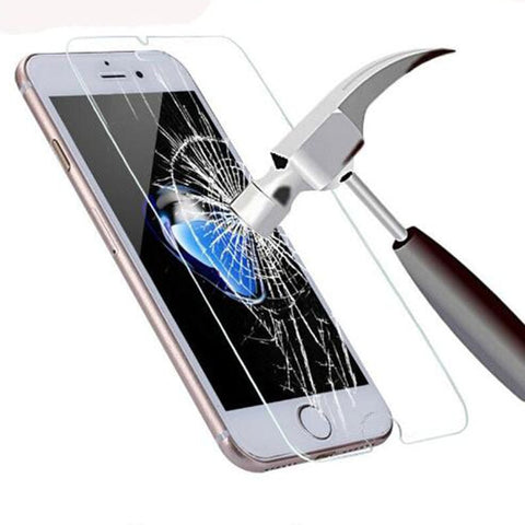 Tempered glass for iPhone 7 Plus, 4, 4S, 5, 5S, SE, 6, 6S Plus, 8 Plus, for glass for iPhone 7,8,X,for iPhone 7