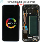 Samsung Galaxy S8 LCD With Frame Super Amoled G950F G950U Touch Screen