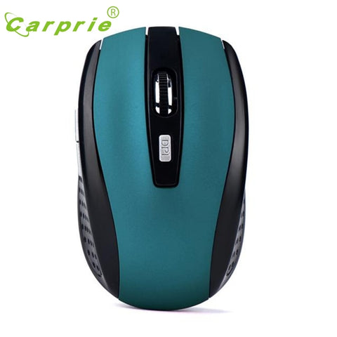 CARPRIE Professional Gaming Wireless Mouse Optical 2000 DPI Computer USB