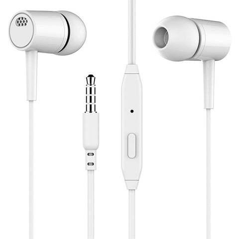 3.5MM In-ear Wired Earphone With Mic Earbuds Headset For xiaomi Phone Computer