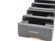 Load image into Gallery viewer, Koamtac 4 Slot Charging Cradle