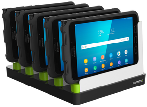 Galaxy Tab Active3 5-Slot Charging Cradle for AU