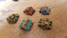 Load image into Gallery viewer, Remote Car Toy Bombs for Gaslands - Digital 3D Printing Files (.STL)