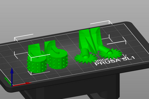 Gaslands Carnage Car Accessories - Digital 3D Printing Files (.STL)