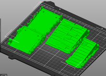 Load image into Gallery viewer, Gaslands Vehicular Combat Ramps - Digital Files for 3D Printing - Sablebadger