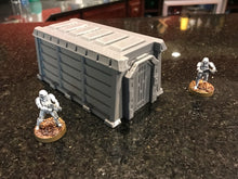 Load image into Gallery viewer, Imperial Barracks Bunker 28mm 32mm for Star Wars Legion - Wargaming Terrain