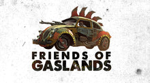 Load image into Gallery viewer, Gaslands RC Car Bomb Miniatures with Bases - Set of 4  - Goofy Looking