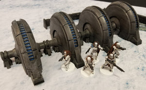 Hoth Shield Generators