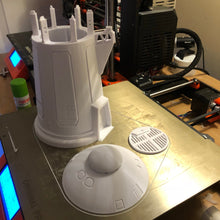 Load image into Gallery viewer, Star Wars Inspired Tower 28mm 32mm - Great for Star Wars Legion - Wargame Terrain