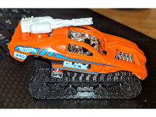 Load image into Gallery viewer, Gaslands Threaded (Tank) Tracks -  20mm scale - Great for Osprey Gaslands / Car Wars - Requires Glue and Paint - sablebadger