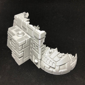 Starship Wreck for Star Wars Legion (One Piece, 28mm scale)