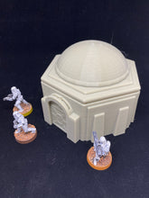 Load image into Gallery viewer, Hexagonal Desert Building for Star Wars Legion 28mm 32mm