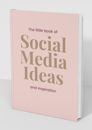 Little Book of Social Media Ideas and Inspiration (Pre Order)