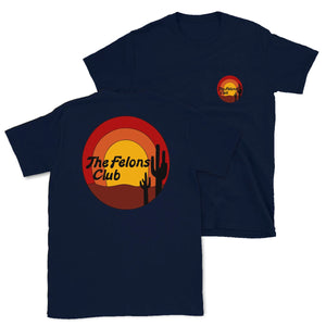 Sunset Rider T-Shirt (Navy)