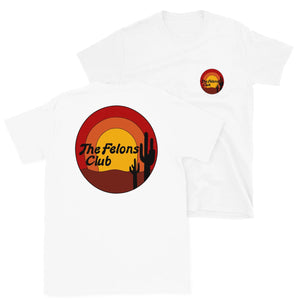 Sunset Rider T-Shirt (White)