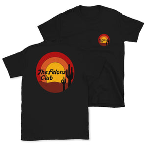 Sunset Rider T-Shirt (Black)