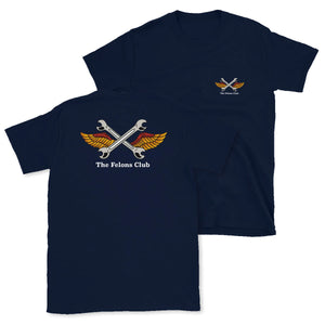 Garage T-Shirt (Navy)