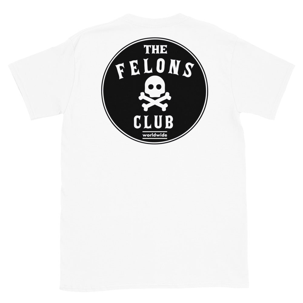 Felons Worldwide Shirt (White)